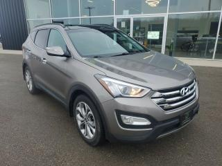 Used 2016 Hyundai Santa Fe Sport 2.0T Limited NEW TIRES & BRAKES, Heated/Vented Seats, NAV, Pano Sunroof! for sale in Ingersoll, ON