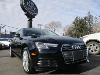 Used 2017 Audi A4 4dr Sdn Auto Komfort quattro for sale in Burlington, ON