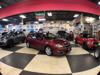 Used 2016 Subaru Impreza for sale in North York, ON