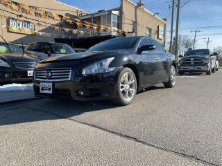 Used 2012 Nissan Maxima 4dr Sdn CVT 3.5 SV for sale in Scarborough, ON