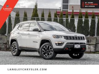 New 2021 Jeep Compass Trailhawk Elite  - Sunroof for sale in Surrey, BC