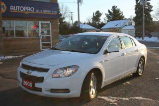 Used 2008 Chevrolet Malibu HYBRID for sale in Nepean, ON