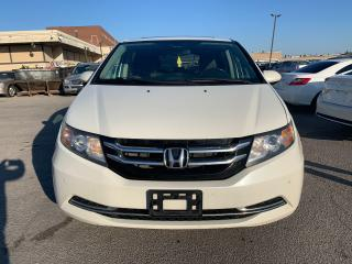 Used 2014 Honda Odyssey EX-L w/Navi for sale in North York, ON