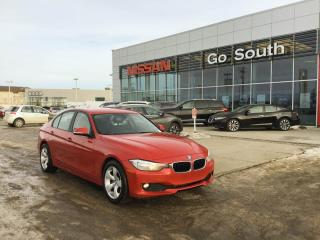Used 2015 BMW 3 Series 320iXDRIVE, AWD, LEATHER, NAVIGATION for sale in Edmonton, AB