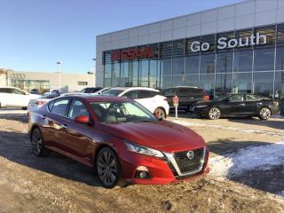 Used 2019 Nissan Altima PLATINUM, AWD, NAVIGATION for sale in Edmonton, AB