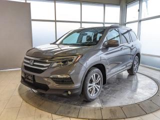 Used 2017 Honda Pilot NO ACCIDENTS - LONG WHEEL BASE! for sale in Edmonton, AB