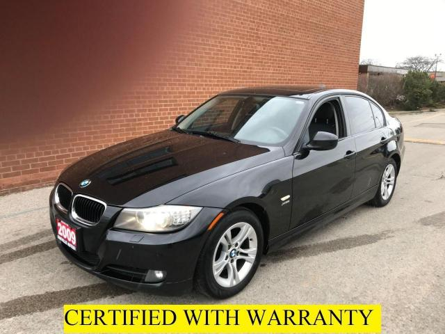 2009 BMW 3 Series 328i xDrive CARFAX NO ACCIDENTS