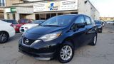 Photo of Black 2017 Nissan Versa Note