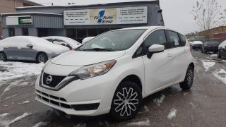 Used 2017 Nissan Versa Note S for sale in Etobicoke, ON