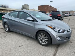 Used 2015 Hyundai Elantra Sport Appearance for sale in North York, ON