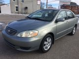Photo of Gray 2003 Toyota Corolla