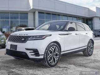 Used 2018 Land Rover Range Rover Velar R-Dynamic HSE Incoming for sale in Winnipeg, MB
