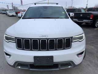 Used 2017 Jeep Grand Cherokee for sale in London, ON