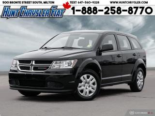 Used 2014 Dodge Journey CVP | LOW KMS | PUSH BTN | AIR | GREAT SHAPE!!! for sale in Milton, ON