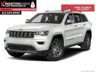Used 2017 Jeep Grand Cherokee Limited   4X4   NAV   Leather   Sunroof   HTD Seat for sale in Kingston, ON