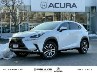 Used 2018 Lexus NX 300 Premium Package for sale in Markham, ON
