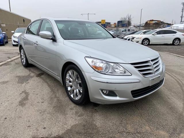 2009 Hyundai Genesis w/Premium Pkg
