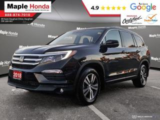 Used 2018 Honda Pilot EX-L|Navigation|Sunroof|Auto start|Leather Seats|F for sale in Vaughan, ON