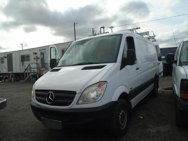 2008 Dodge Sprinter Roof Rack