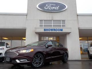 Used 2018 Ford Fusion SE for sale in Mount Brydges, ON