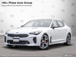 New 2021 Kia Stinger GT Limited for sale in Orillia, ON