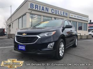 Used 2020 Chevrolet Equinox LT  - Low Mileage for sale in St Catharines, ON