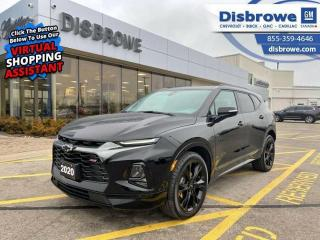 Used 2020 Chevrolet Blazer RS for sale in St. Thomas, ON