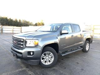 Used 2019 GMC Canyon SLE CREW CAB 4WD for sale in Cayuga, ON