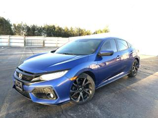 Used 2018 Honda Civic Touring HATCHBACK for sale in Cayuga, ON