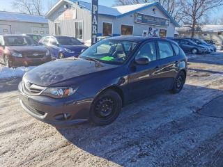 Used 2010 Subaru Impreza Limited Edition for sale in Madoc, ON