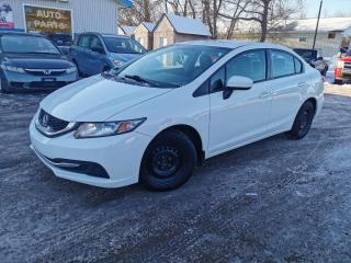 Used 2014 Honda Civic LX for sale in Madoc, ON