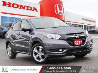 Used 2017 Honda HR-V EX HEATED SEATS | BLUETOOTH | PUSH BUTTON START for sale in Cambridge, ON
