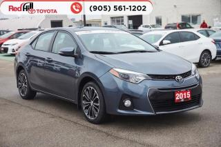 Used 2015 Toyota Corolla S for sale in Hamilton, ON