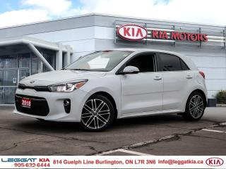 Used 2018 Kia Rio5 EX | SUNROOF | HEATED SEATS | PUSH START | ANDROID AUTO / CARPLAY | for sale in Burlington, ON