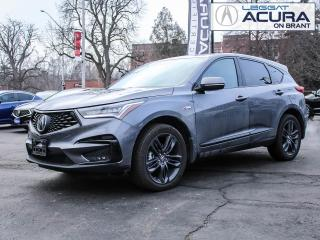 Used 2019 Acura RDX A-Spec for sale in Burlington, ON