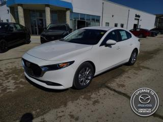 New 2021 Mazda MAZDA3 GS -  Apple CarPlay for sale in Steinbach, MB