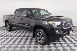 Used 2018 Toyota Tacoma SR5 TRD 4X4 SPORT | CLEAN CARFAX! NAVIGATION, TONNEAU COVER for sale in Huntsville, ON