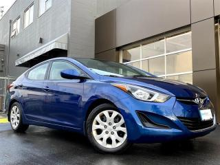 Used 2016 Hyundai Elantra Limited for sale in Richmond, BC