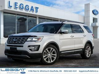 Used 2017 Ford Explorer LIMITED for sale in Stouffville, ON