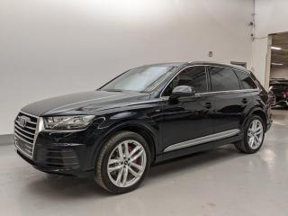 Used 2017 Audi Q7 TECHNIK/LUXURY PKG/SOFT CLOSING DOORS/MASSAGE SEATS! for sale in Toronto, ON