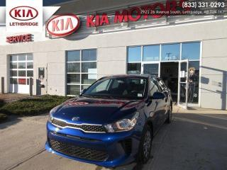 Used 2019 Kia Rio LX+ for sale in Lethbridge, AB