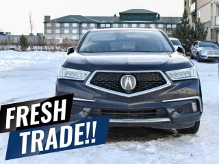 Used 2019 Acura MDX Elite for sale in Red Deer, AB