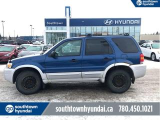 Used 2007 Ford Escape XLT/AWD for sale in Edmonton, AB