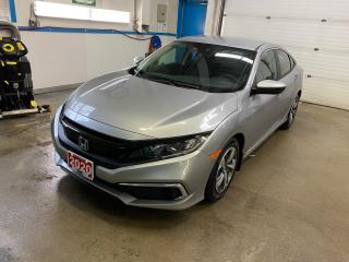 Used 2020 Honda Civic LX for sale in Kitchener, ON