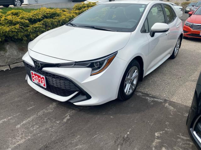 2019 Toyota Corolla SE 5 DOOR