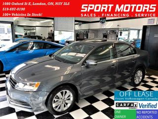 Used 2016 Volkswagen Jetta Trendline+Sunroof+HeatedSeats+Camera+ACCIDENT FREE for sale in London, ON