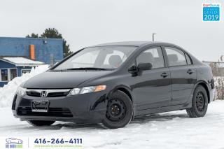Used 2006 Honda Civic LX|Winter tires|Auto| for sale in Bolton, ON