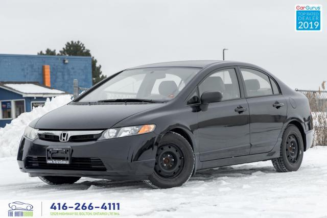 2006 Honda Civic LX|Winter tires|Auto|