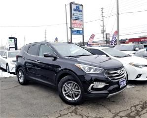 Used 2018 Hyundai Santa Fe Sport No Accidents | AWD |H seats| Blindspot|Certified for sale in Brampton, ON