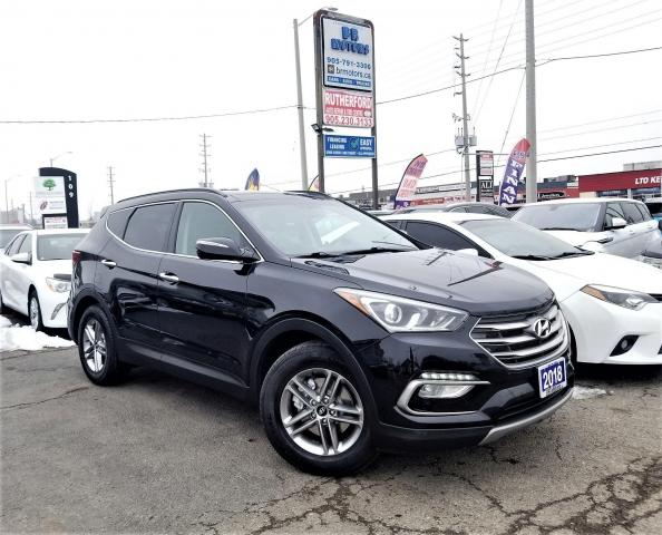 2018 Hyundai Santa Fe Sport No Accidents | \AWD |H seats| Blindspot|Certified